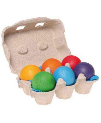 Grimm's Six Colour Sorting Balls