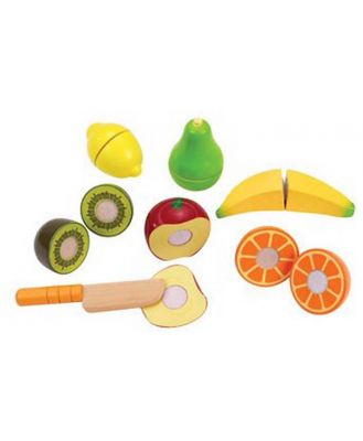 Hape - Season Fresh Fruit Market Set