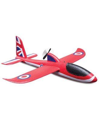 Red Arrow Aeroplane