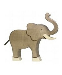 Holztiger Wooden Elephant