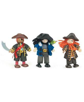 Le Toy Van Budkins Buccaneer Pirate Set