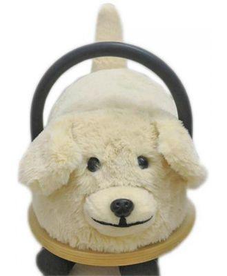 Wheely Bug Ride On Plush Dog Combo