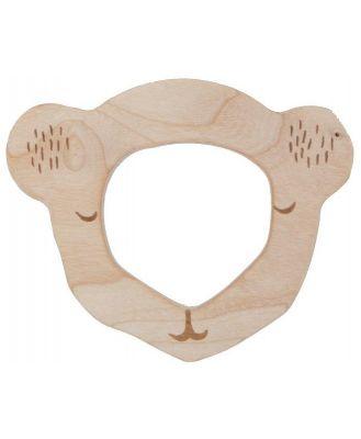 Wooden Story Koala Maple Wood Teether