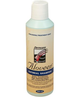 Aloveen Oatmeal Shampoo for Dogs with Sensitive Skin - 250ml
