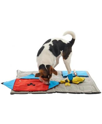 Buster Canvas Activity Snuffle Mat Starter Kit Interactive Dog Toy with 3 Activities Included