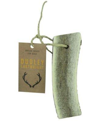 Dudley Cartwright Split Antler Dog Chew [Size: