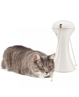 FroliCat Multi-Laser Toy Automatic Laser Light Toy for Cats & Dogs