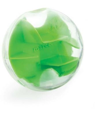 Planet Dog Mazee Slow Food Dispensing Interactive Dog Toy - Green
