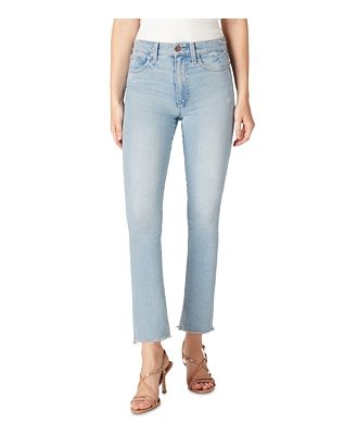 Joe's Jeans High Rise Cropped Bootcut Jeans