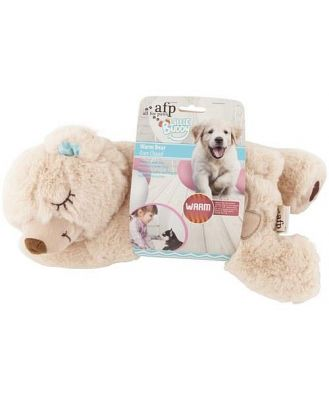 All For Paws (afp) Little Buddy Comfort Warm Bear