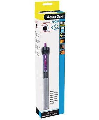Aqua One Glass Heater 100w 24.5cm