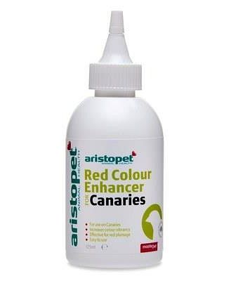 ARISTOPET BIRD COLOUR ENHANCER 125ML