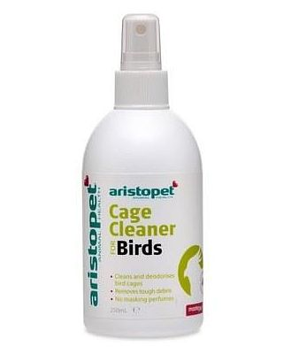 ARISTOPET CAGE CLEANER SPRAY 250ML