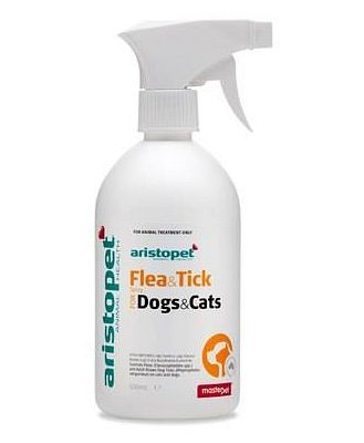 Aristopet Flea & Tick Spray 500ml