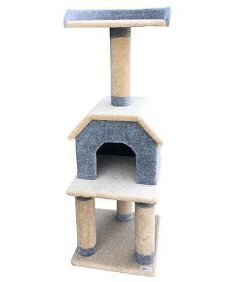 Bono Fido Cat Scratcher Townhouse