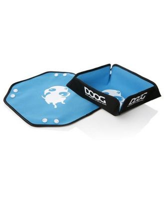 Doog Foldable Travel Bowl Blue