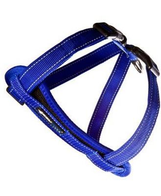 Ezydog Harness Chest Plate Lge Blue 19