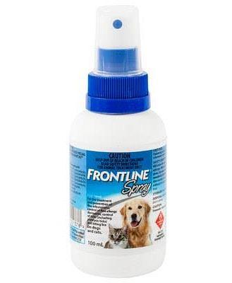 Frontline Flea And Tick Spray 100ml