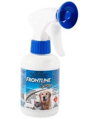 Frontline Flea And Tick Spray 250ml