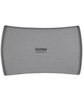 FUZZYARD SILICON FEEDING MAT GREY