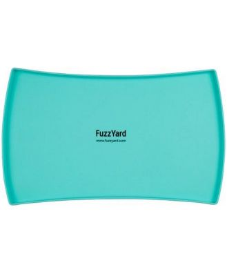FUZZYARD SILICON FEEDING MAT TEAL