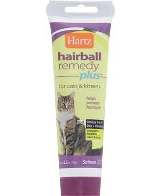 Hartz Hairball Remedy Plus Paste 70g