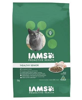 Iams Cat Mature Chicken 8kg