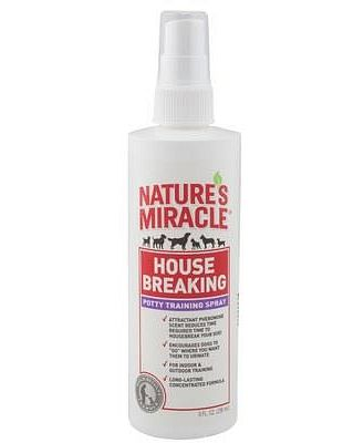 NATURE'S MIRACLE HOUSE BREAKING SPRAY 236ML