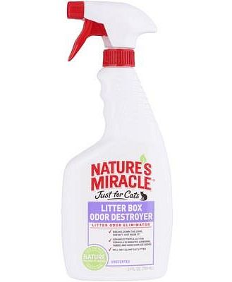 Natures Miracle Litter Box Odour Destroyer 709ml