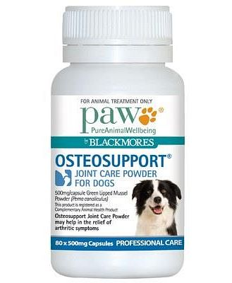Paw Osteosupport Dog Joint Health Care 80pk