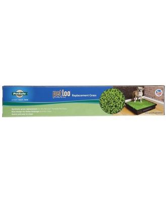PET LOO (MINI WEE) REPLACEMENT GRASS