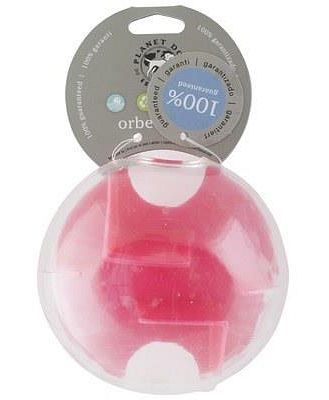 Planet Dog Orbee Tuff Mazee Raspberry
