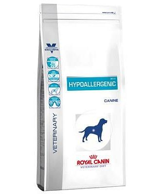 ROYAL CANIN VETERINARY DIET DOG HYPOALLERGENIC 14KG