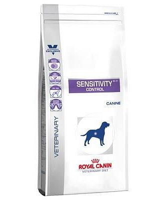 ROYAL CANIN VETERINARY DIET DOG SENSITIVITY CONTROL 14KG