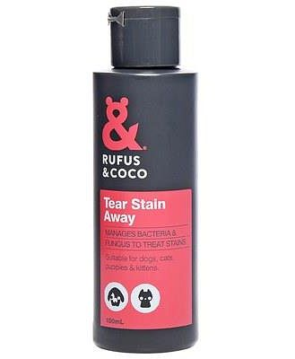 RUFUS AND COCO TEAR STAIN AWAY 100ML