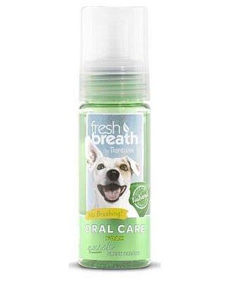 Tropiclean Fresh Breath Fresh Mint Foam 133ml