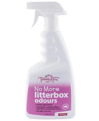Trouble And Trix No More Litter Odour 750ml