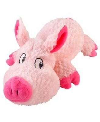 YOURS DROOLLY PLAYMATES PLUSH PINK PIG