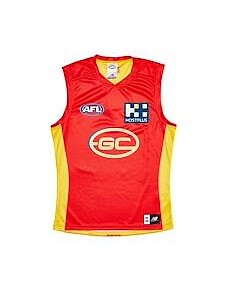 Gold Coast Suns Youth Home Guernsey 2021