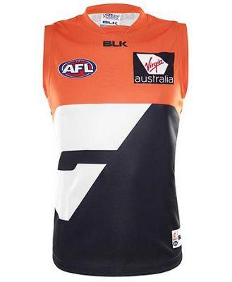GWS Giants Home Replica Guernsey 2016
