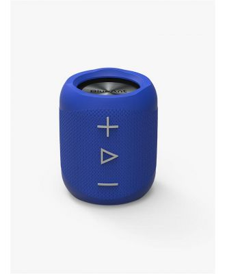 Blue Ant X1 Portable Bluetooth Speaker Blue