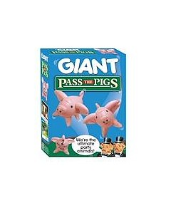 Pass The Pigs Giant Edition Inflatable Game