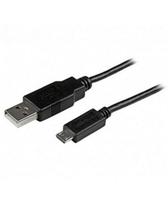2m Mobile Charge Sync Usb To Slim Micro Usb Cable For Smartphones And