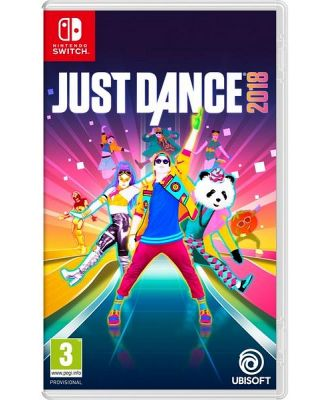 Just Dance 2018 Nintendo Switch Game