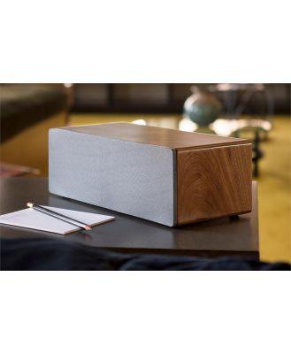Audioengine B2 Bluetooth Speaker - Walnut