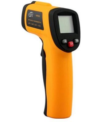 Generic Infrared Thermometer with Laser Armpoint
