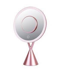 Allure Elegance Rechargeable Slimline Mirror