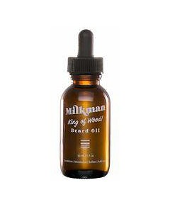 Milkman Beard Oil 50ml - King of Wood