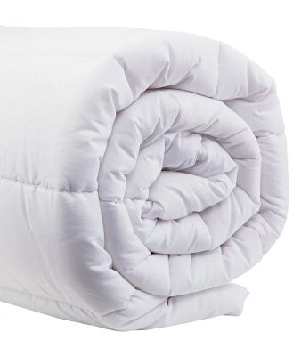 Sheridan Outlet All Seasons Luxury Quilt in White Size: Queen Cotton/Polyester