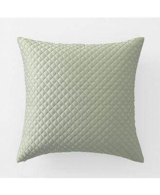 Sheridan Kenwick Cushion in Tea Green Polyester